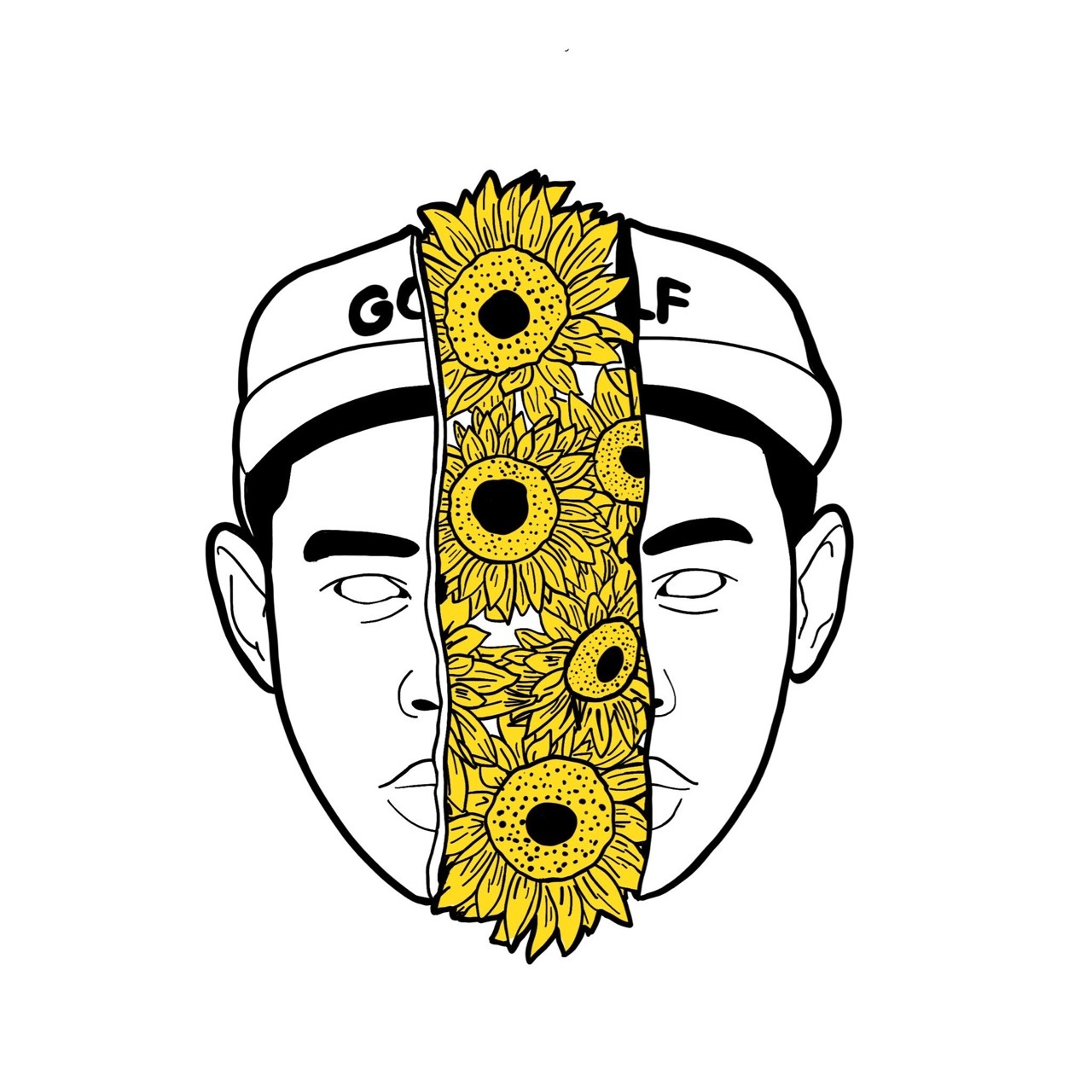 1280x1280 Tyler The Creator Illustration Tumblr