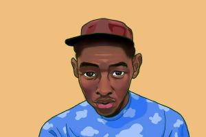 300x200 How To Draw Tyler The Creator