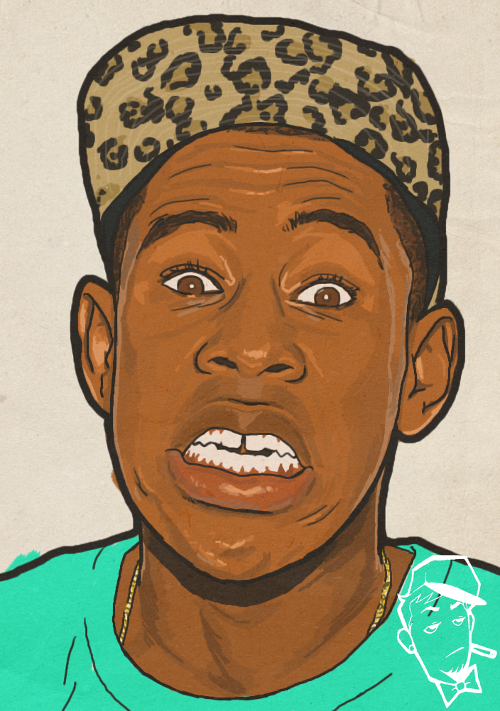 704x1002 Tyler, The Creator By Earnsomeheight