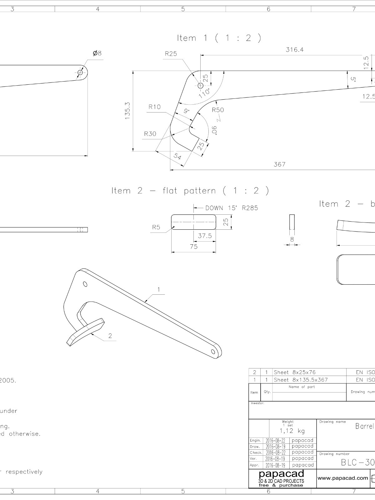 types of tolerance in engineering drawing at getdrawings