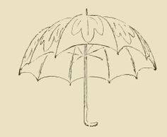 236x194 Collection Of Umbrella Drawing Tumblr High Quality, Free
