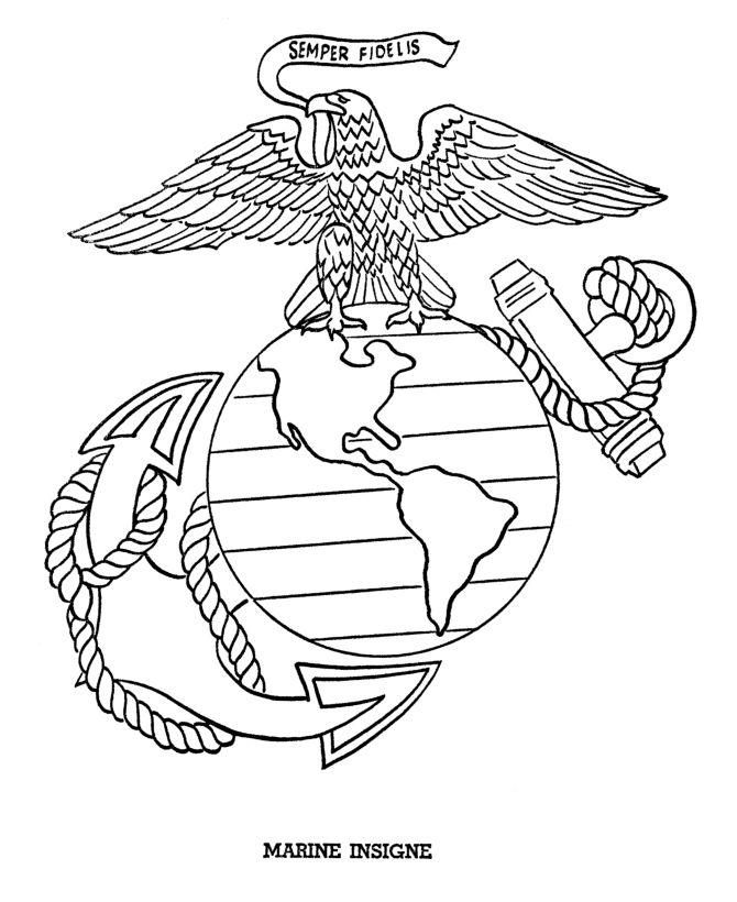 670x820 8 Best Veteran's Day Images On Coloring Sheets