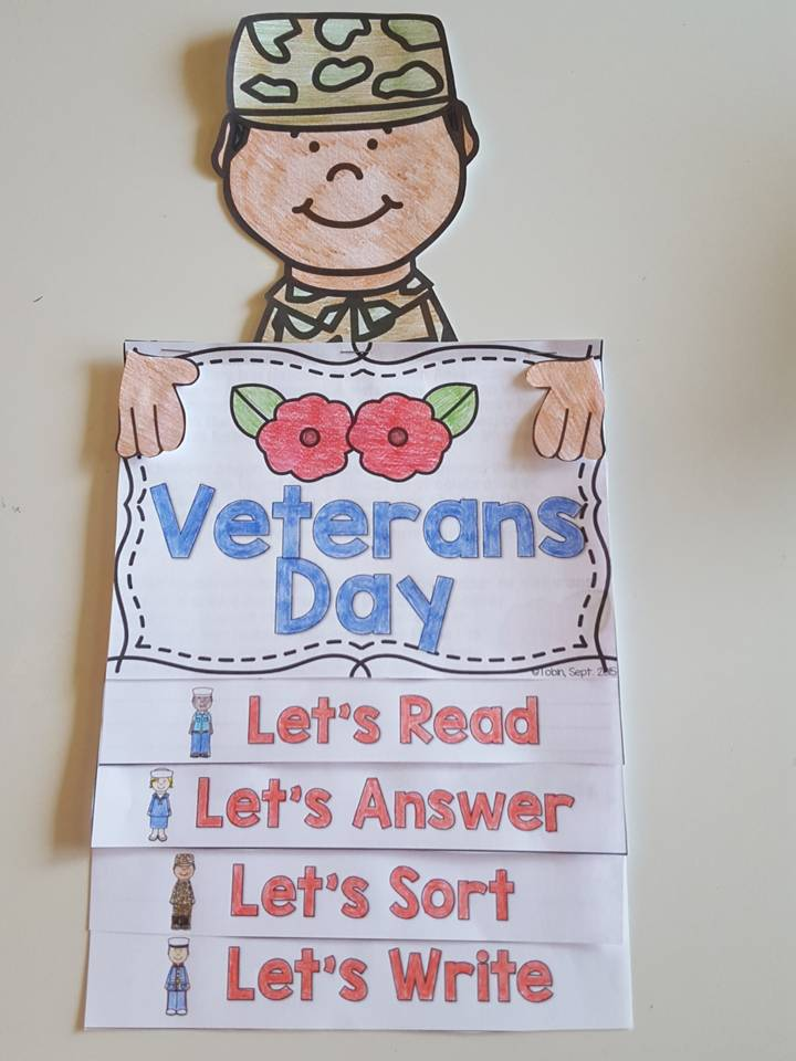 720x960 Second Grade Nest Veterans Day Activities For Elementary Students
