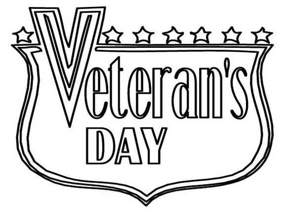 583x430 Fancy Ideas Printable Veterans Day Coloring Pages Thank You Sheets