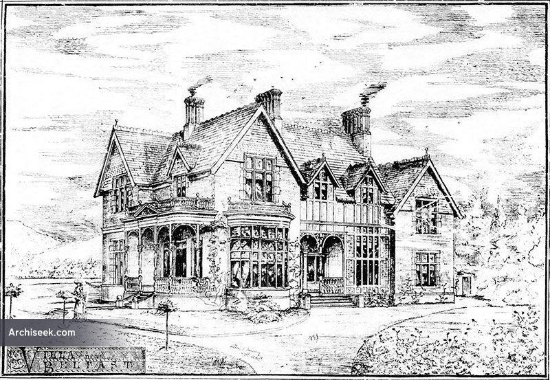 Villa Drawing