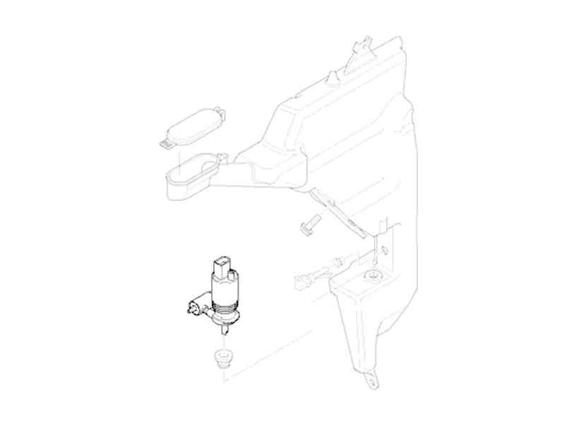 Mini Cooper Fuel Pump Diagram