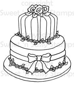 236x279 Cake Rough Draft Drawing