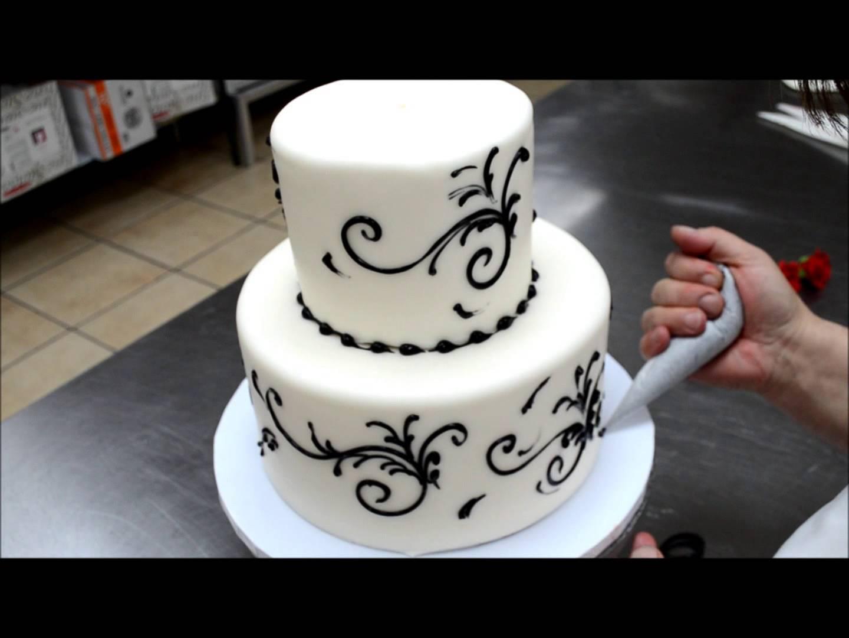 1440x1080 Easy To Make Wedding Cake