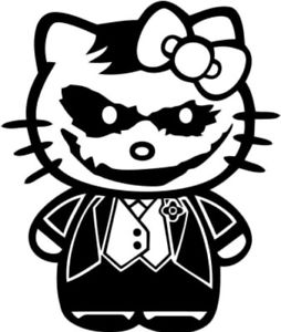 254x300 Joker Sticker Ebay