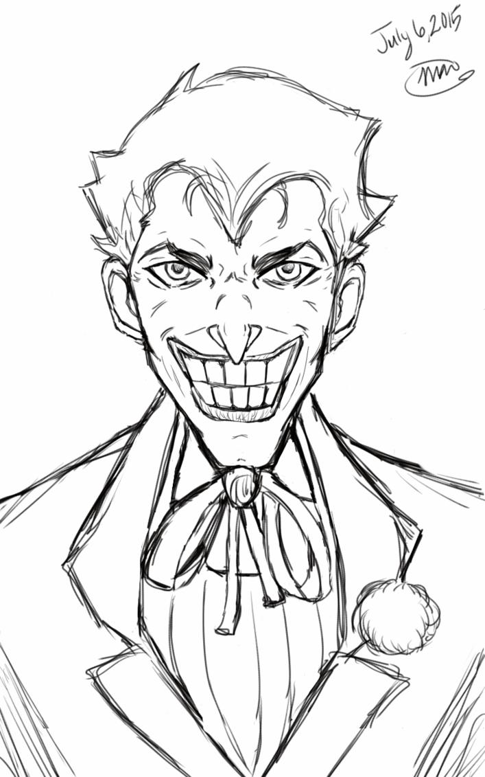 707x1131 The Joker By Lavixsanora64