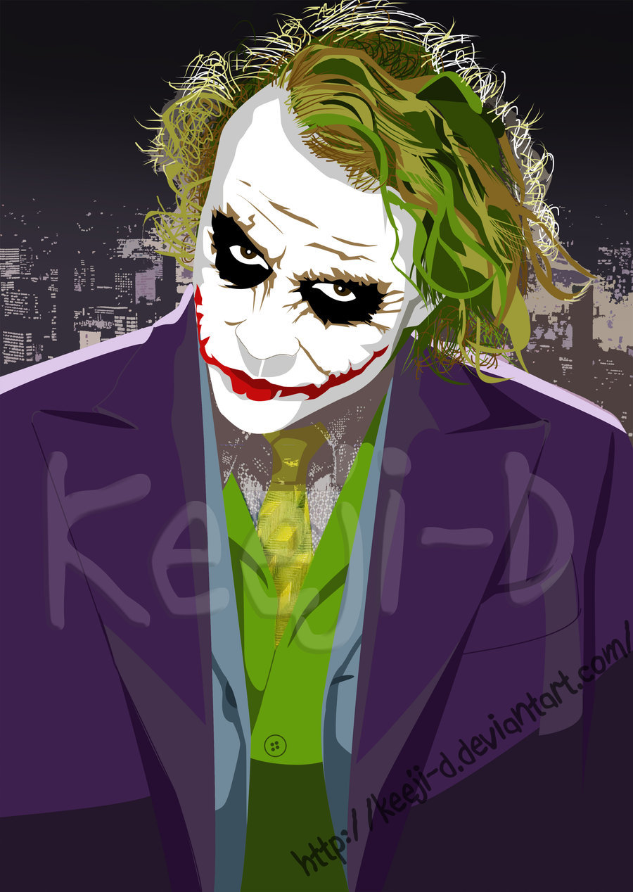 900x1268 Why So Serious By Keeji D