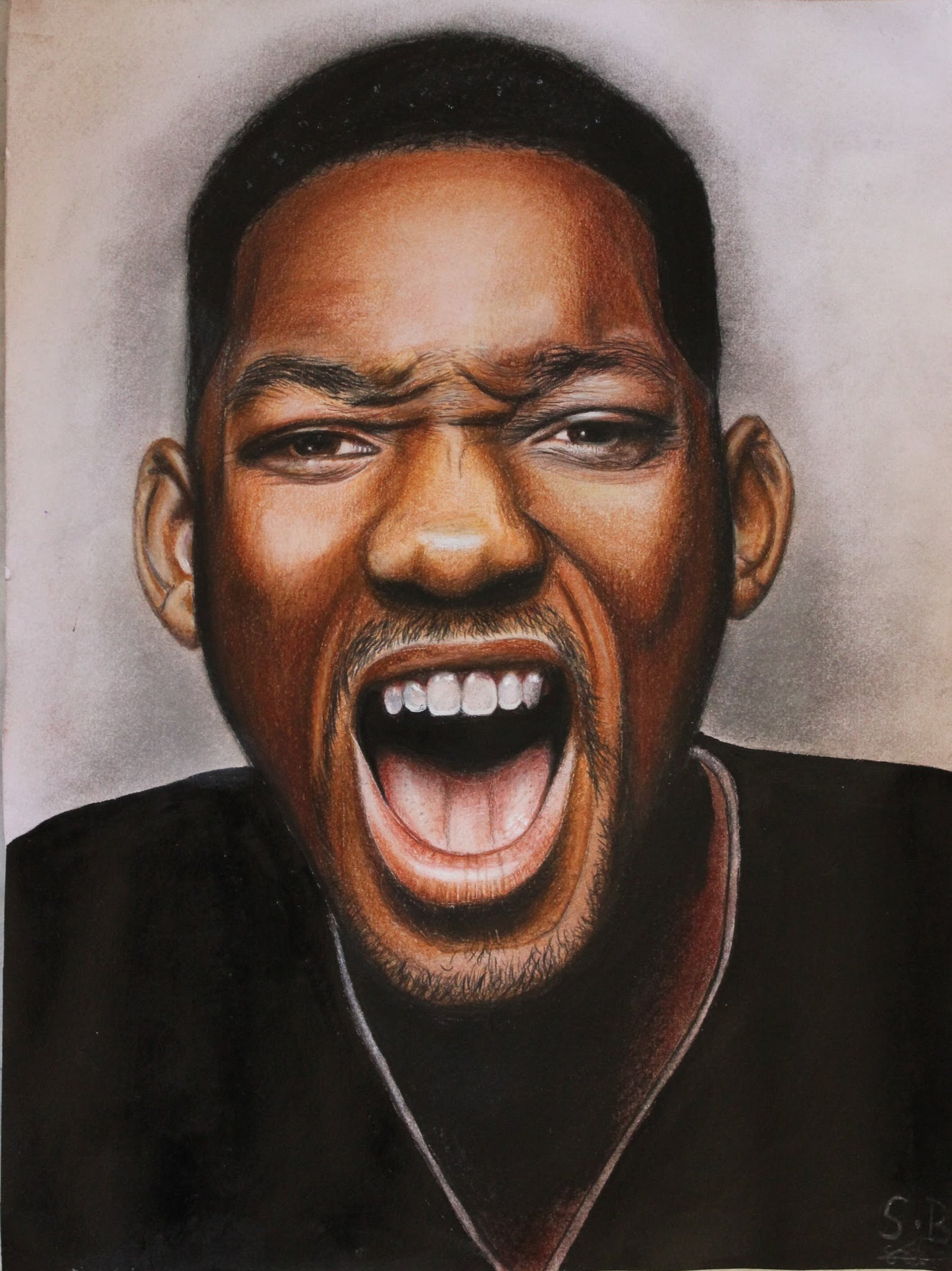 1533x2047 How I Draw Will Smith