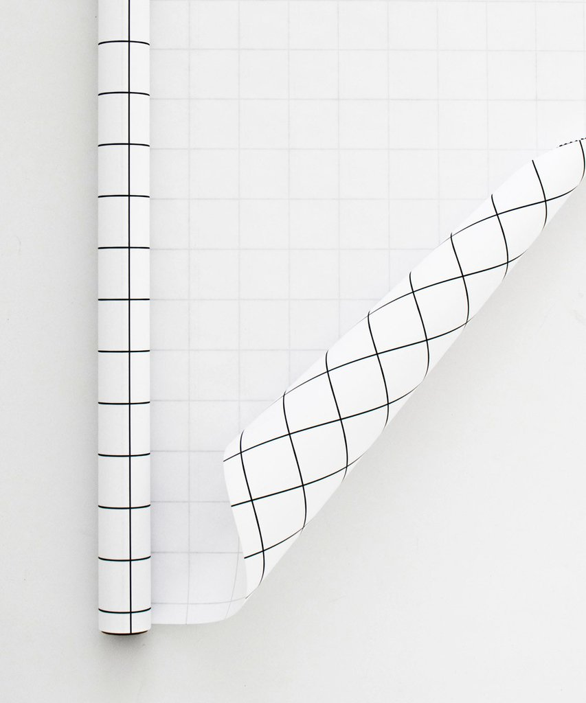 853x1024 Wrapping Roll Classic Windowpane