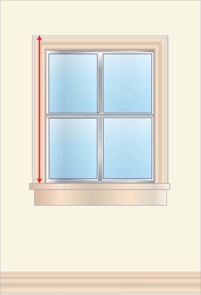 684x1000 Drawn Window Sketch