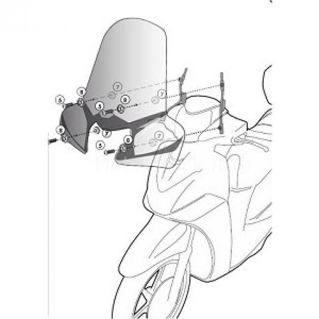 Windscreen Drawing