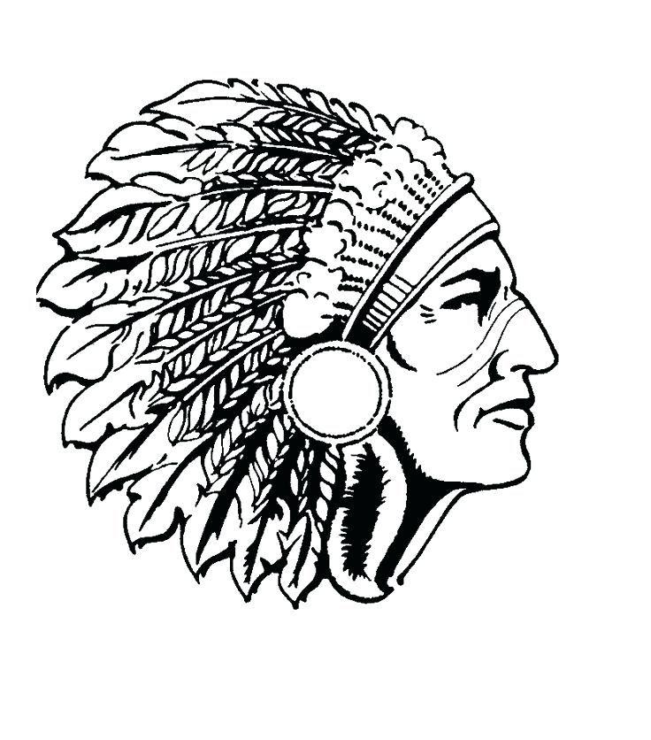 736x836 Wolf Indian Headdress Collection Native Statue Wolf Headdress