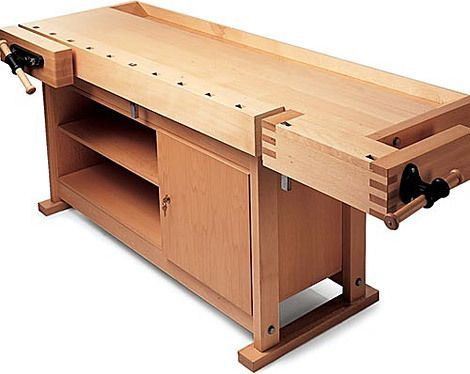 470x374 Woodworking Bench Drawing Plans Diy Display Gun Cabinet