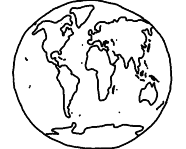 600x480 Collection Of World Drawing Png High Quality, Free Cliparts