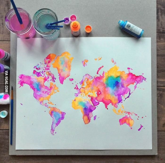 700x694 Not Your Normal Map Of The World Projection Mapping, Google