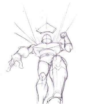 300x363 Resultado De Imagen Para Worms Eye View Human Figure Drawings