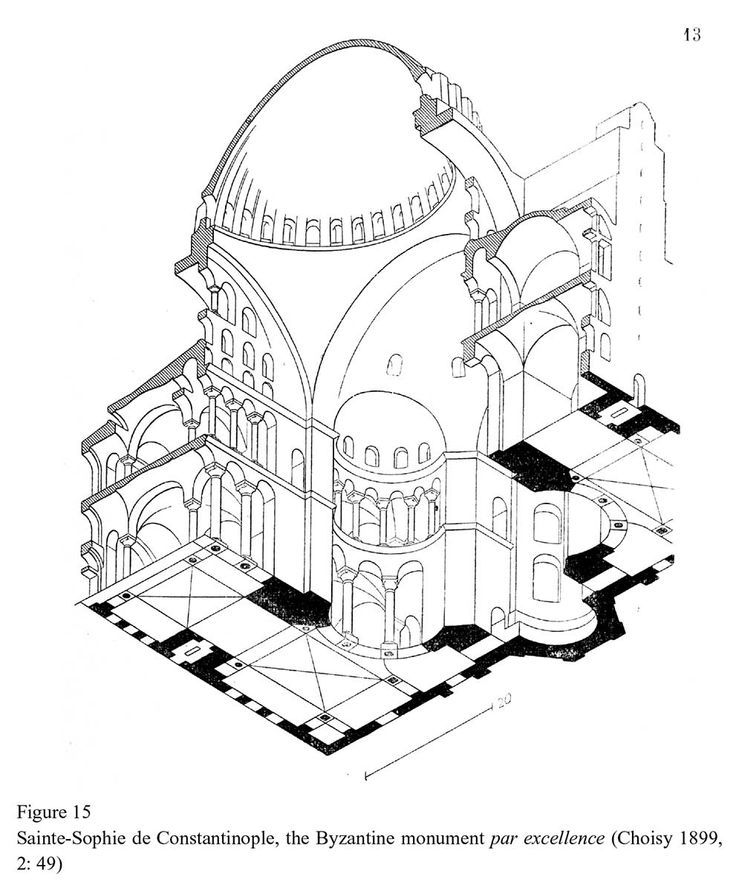 736x891 Worms Eye View Drawing