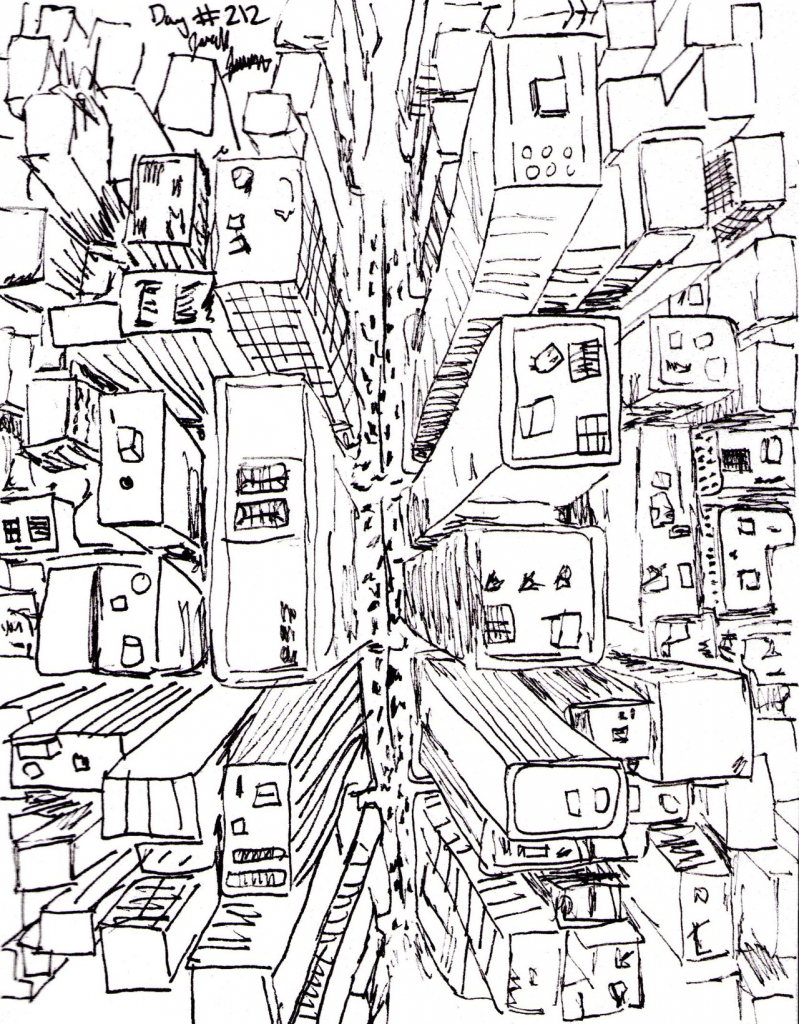 799x1024 Bird Eye View Drawing Bird Eye View Drawing Drawing Birds Eye View