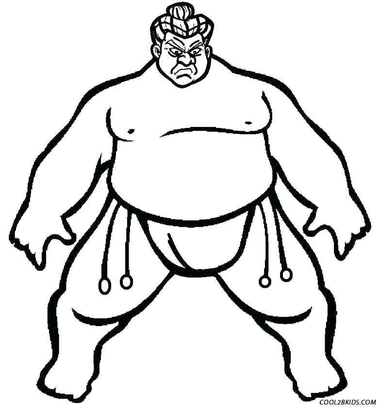 781x840 Wrestling Coloring Pages Wrestling Coloring Pages Drawing