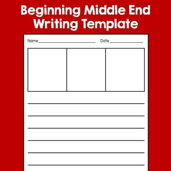 564x564 These Free Writing Templates Are Perfect When Introducing