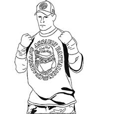 Wwe Superstars Drawing at GetDrawings | Free download
