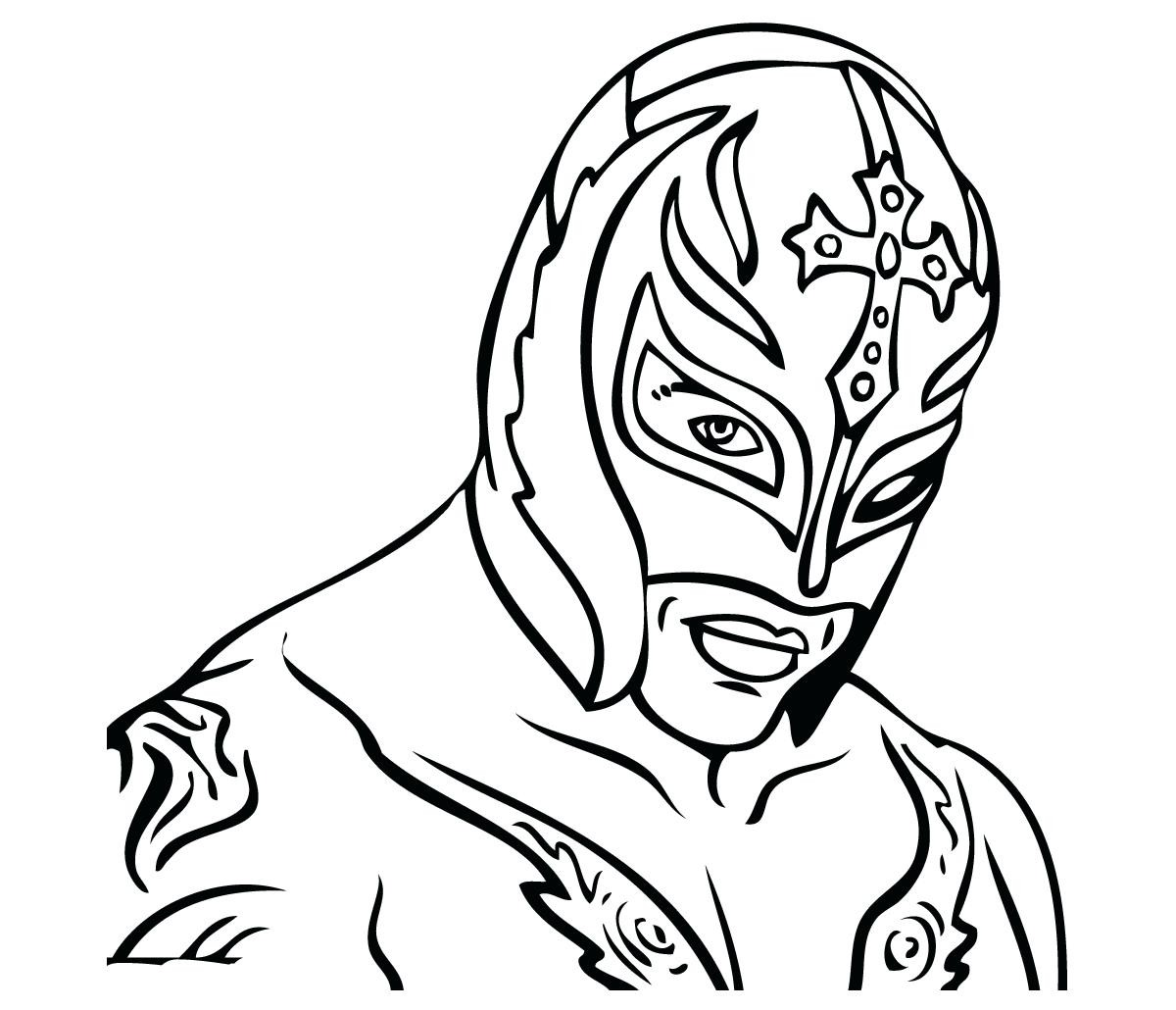 how to draw all wwe superstars