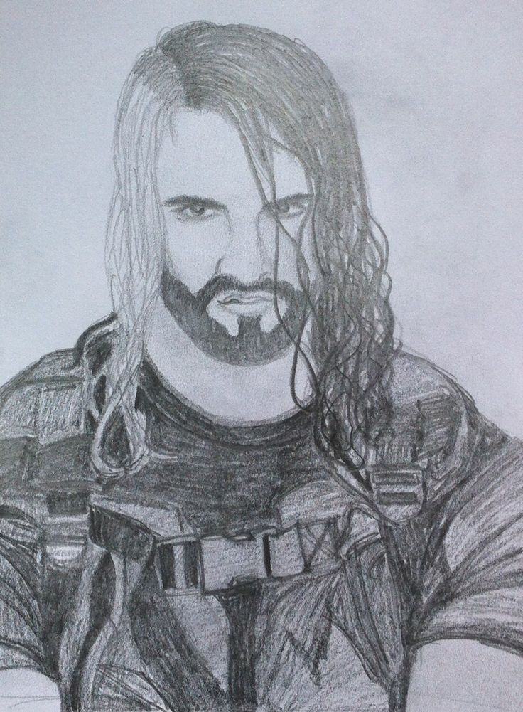 Wwe Superstars Drawing At Getdrawings Com Free For Personal Use