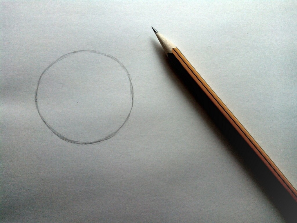 How to draw a Lion with a pencil?