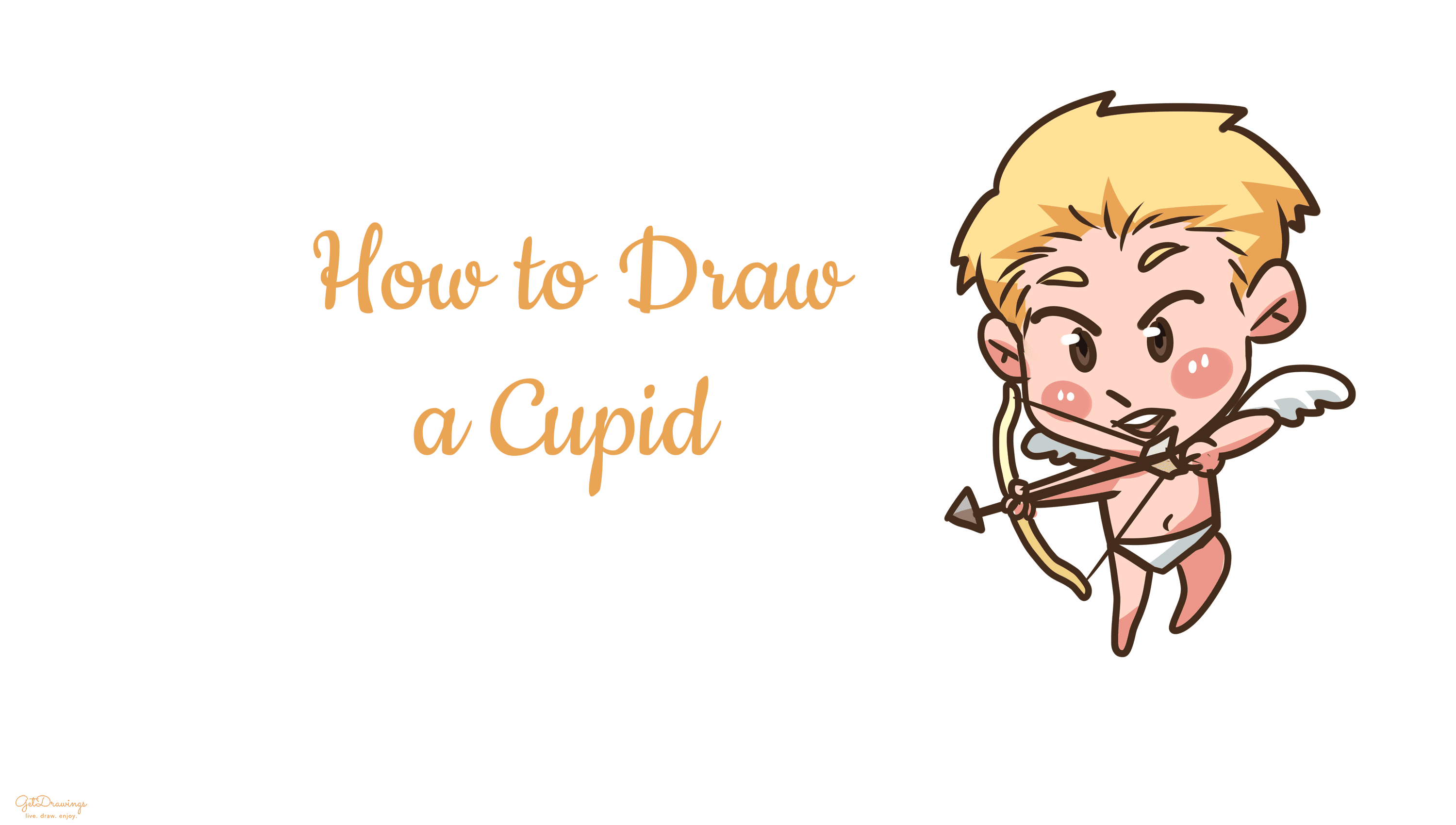 How to Draw a Cupid