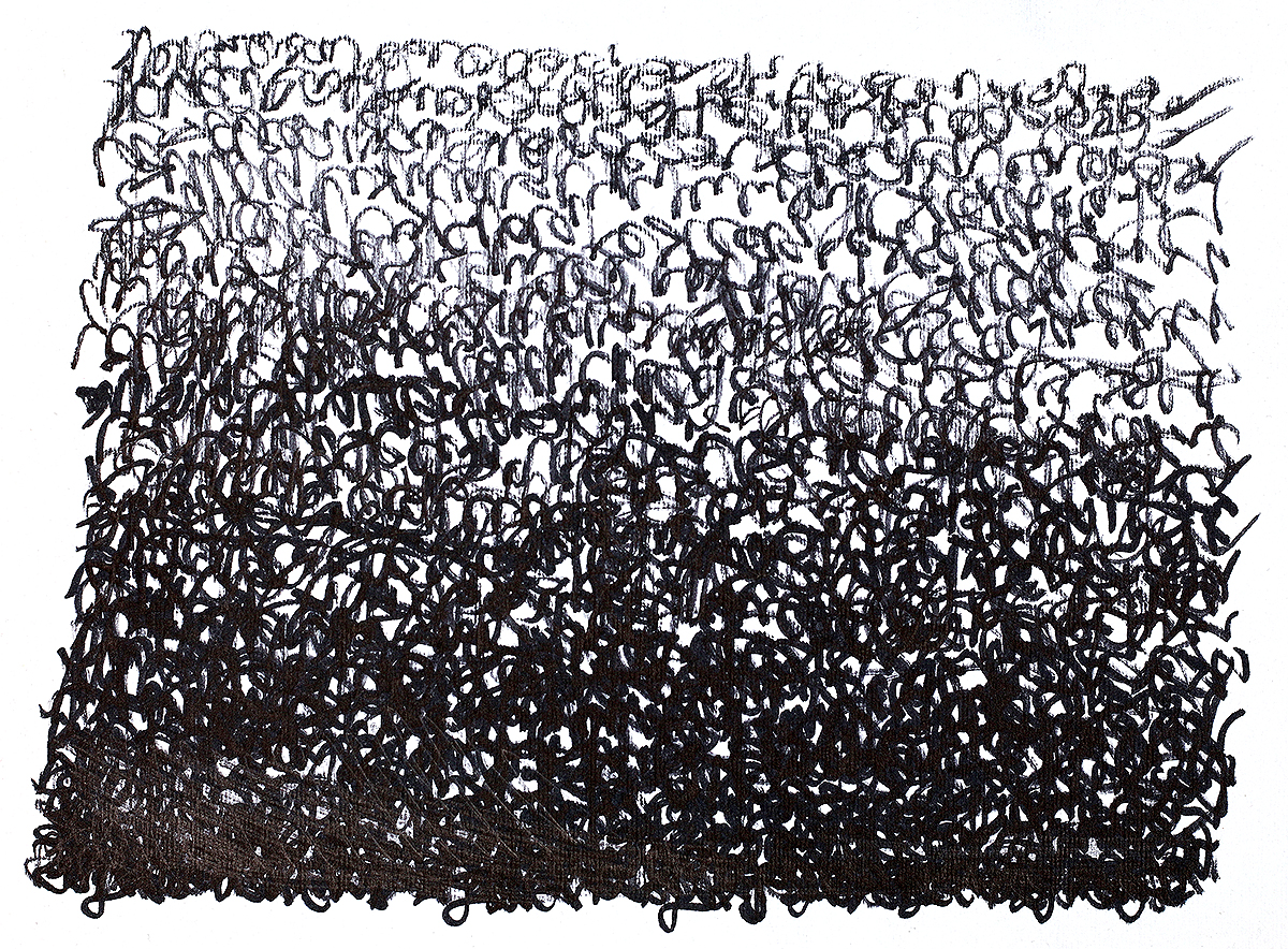 Abstract Drawing Ink On Paper Raphael Perez Ink On Paper  Abstracts Drawings