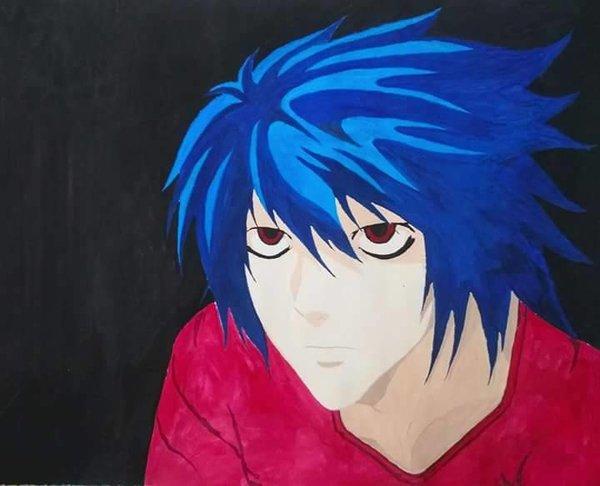 Anime Portrait L in a different attire..