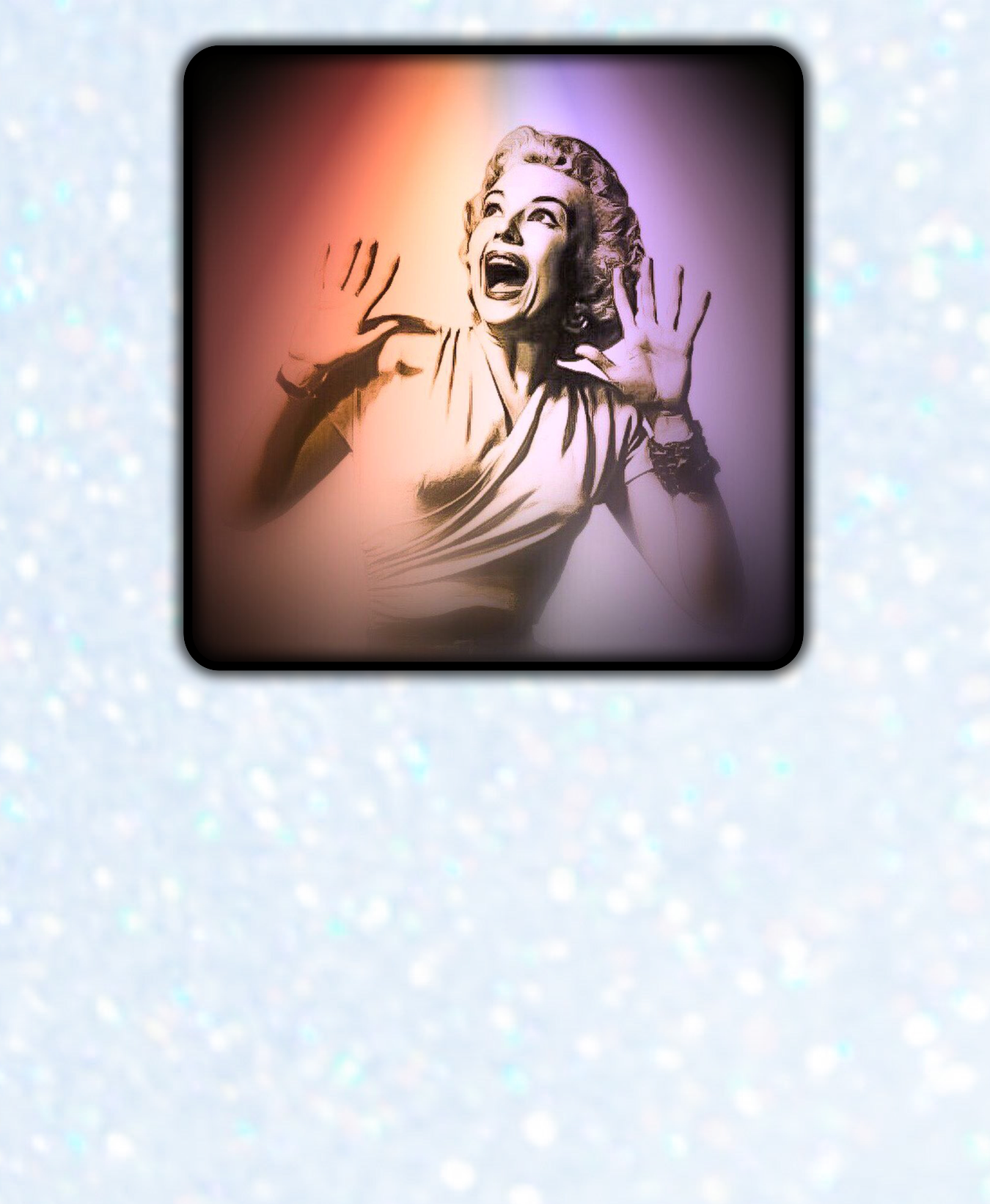 Apple Watch Face - Woman Screaming