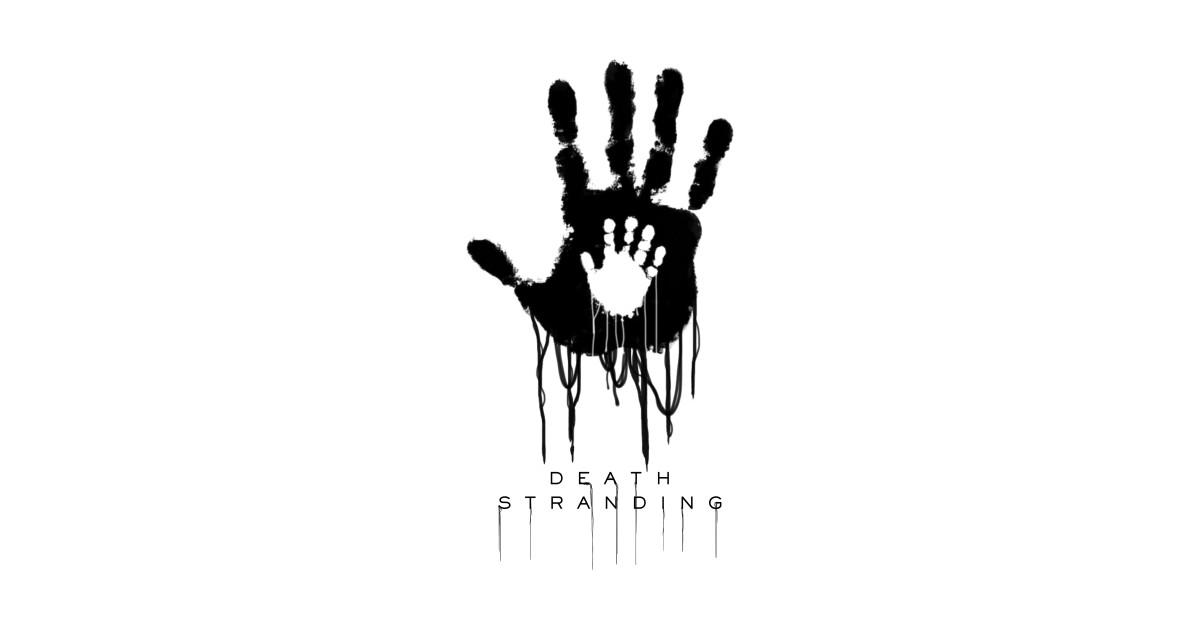 Death Stranding Hand
