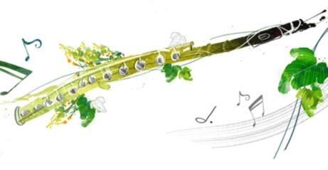 Flute Clipart