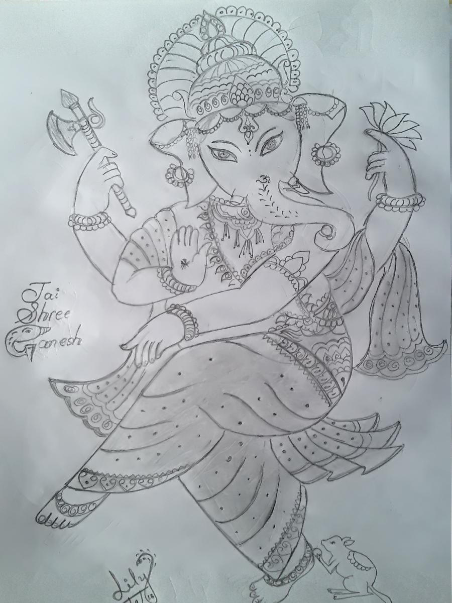 Ganapati Bappa Morya