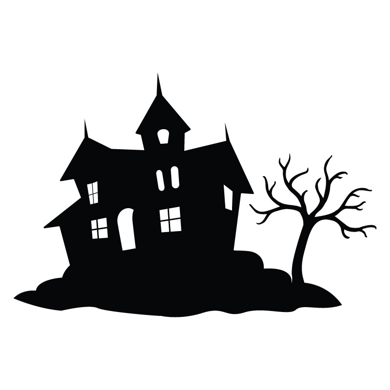Halloween Free DXF Files