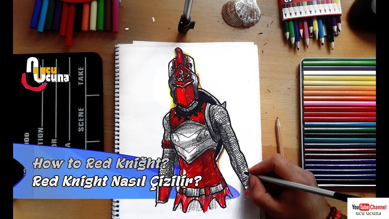 How to draw red knight youtube channel name is ucu ucuna Learn how to draw love ranger from Fortnite Step by step beginner drawing tutorial of the red knight skin in Fortnite.