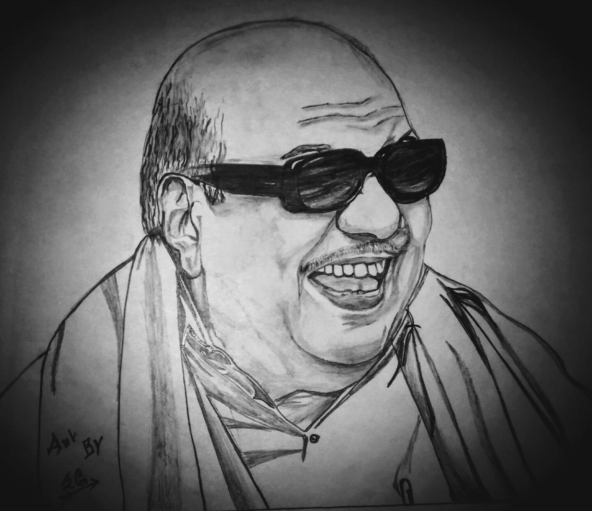 Kalaignar Drawing