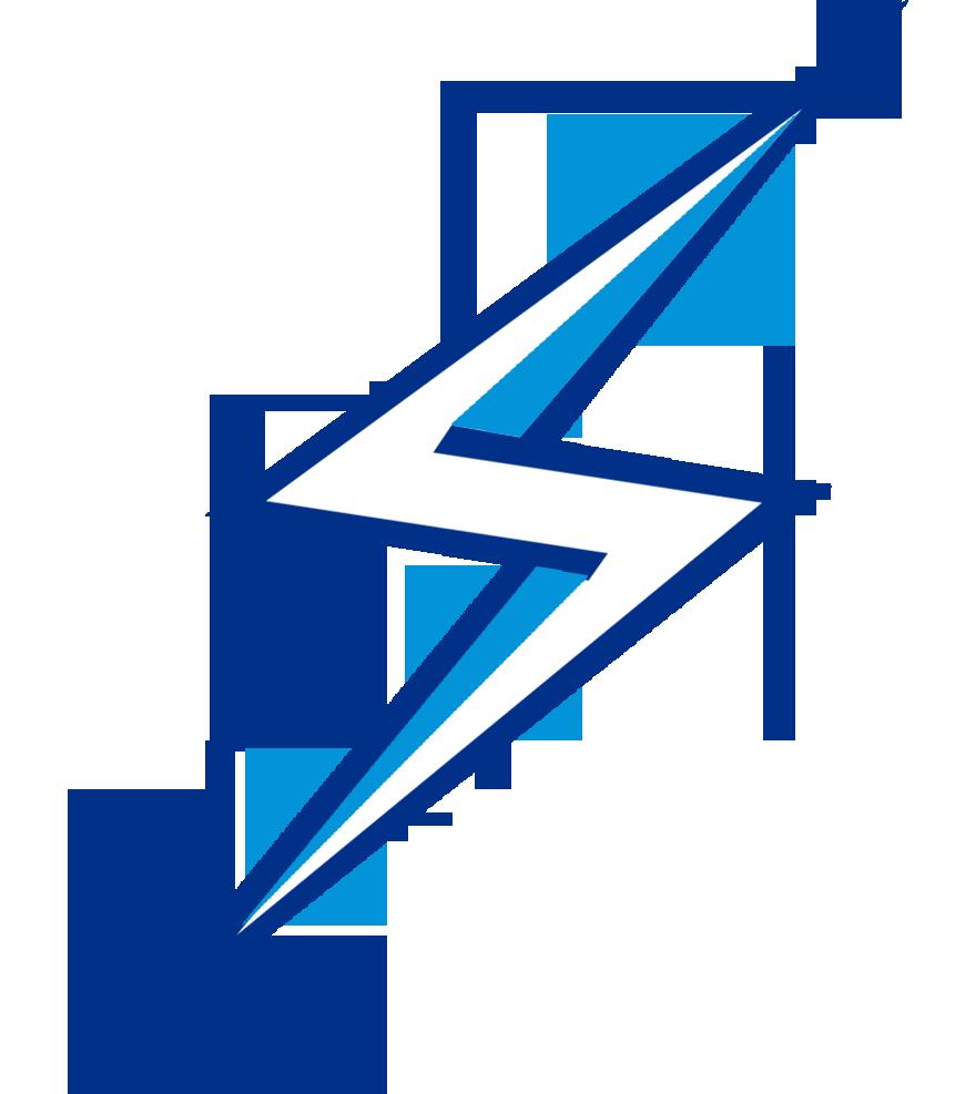 Lightning logo icon