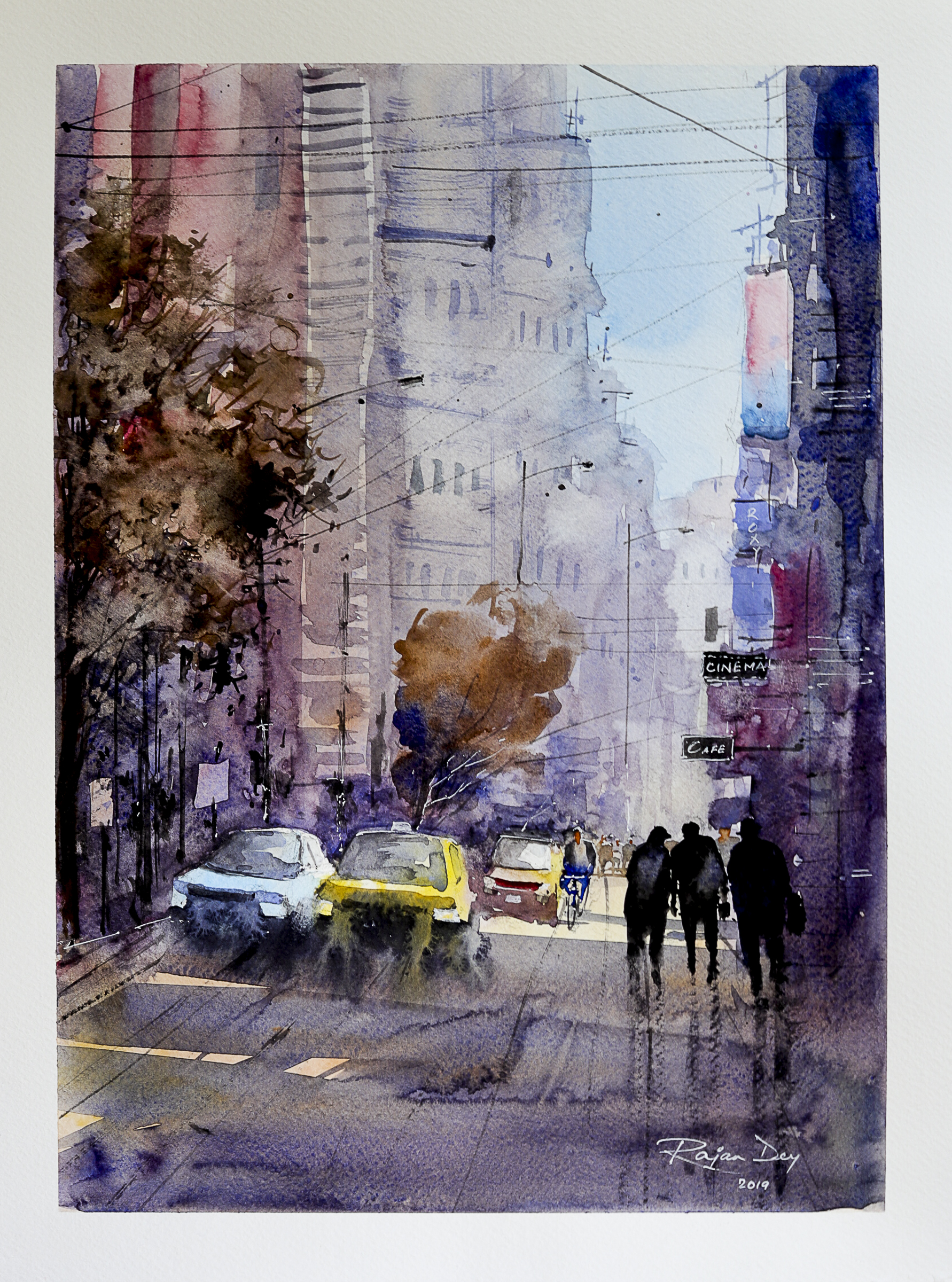New York_11x15 Inch_RajanDey