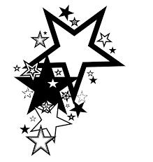 Stars Drawing