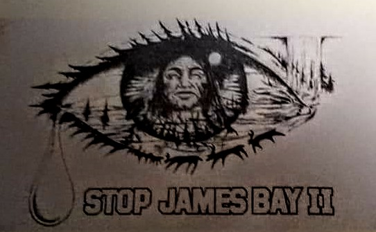 Stop James Bay II