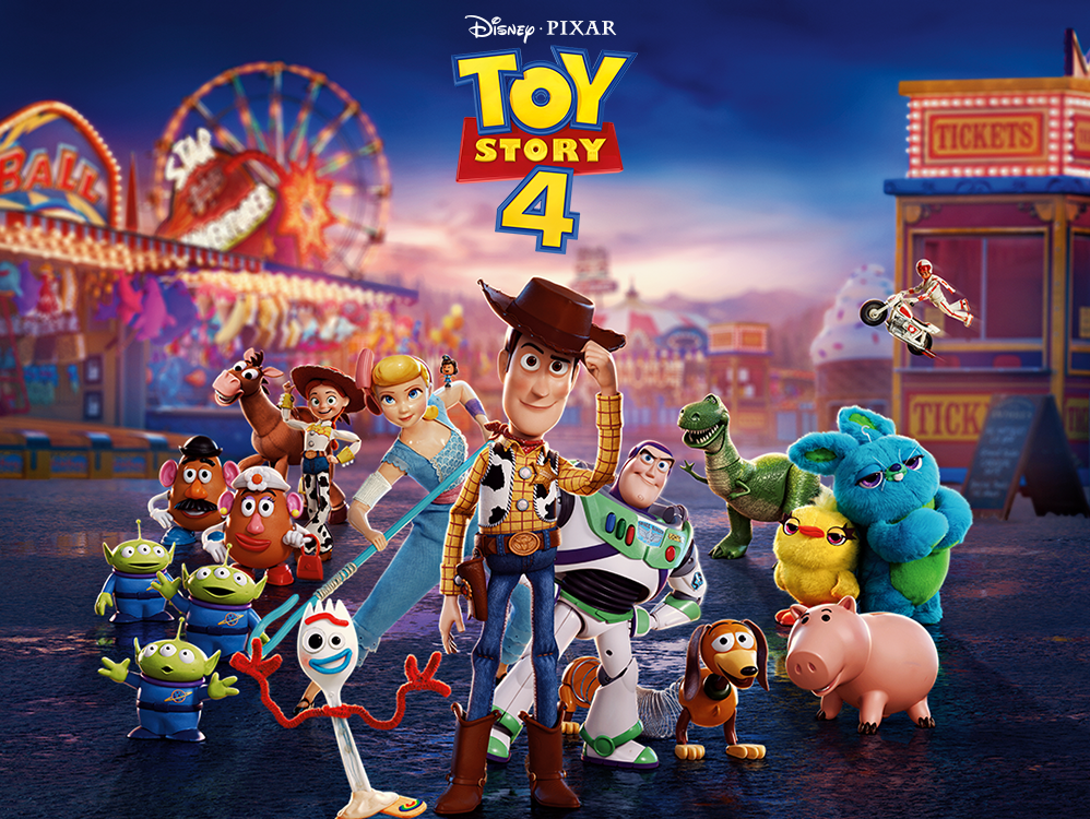 The Toy Store 4
