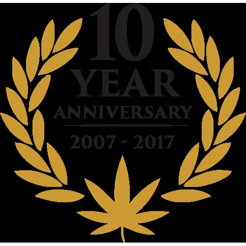 500x500 19 Anniversary Vector Leaf Huge Freebie! Download For Powerpoint