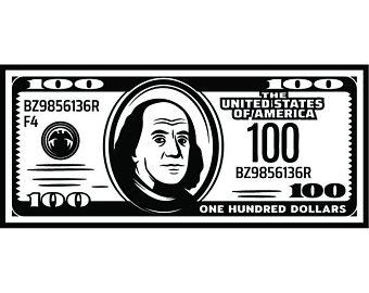 340x270 Money Clip Cash Etsy