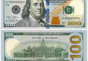 300x210 One Hundred Dollar Bill Template One Hundred Dollar Bill